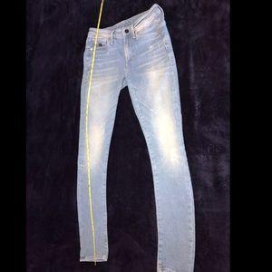 G-STAR Raw denim Women's High Waist Skinny Jeans